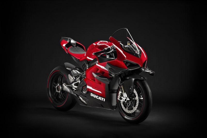 Ducati Panigale V4 Superleggera: la más radical y exclusiva