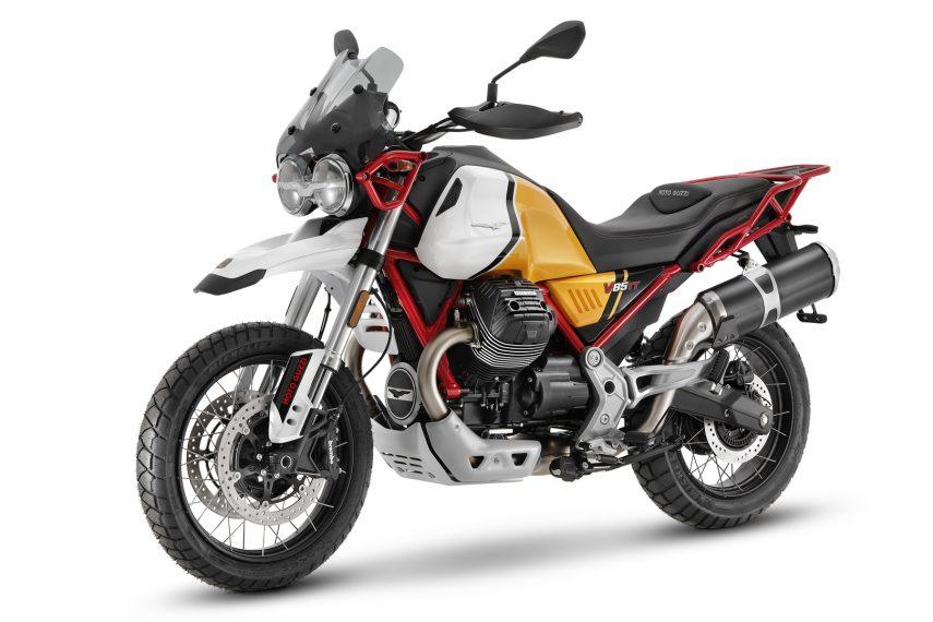 08 V85 TT 2021 Giallo Mojave