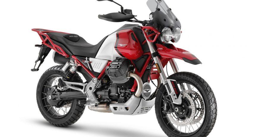 12 V85 TT 2021 Rosso Uluru