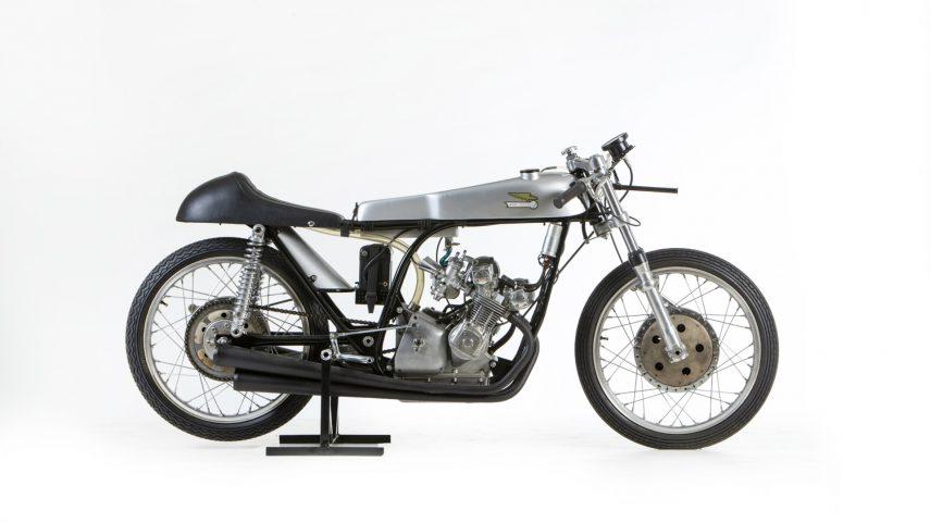 Moto del día: Ducati 125-4
