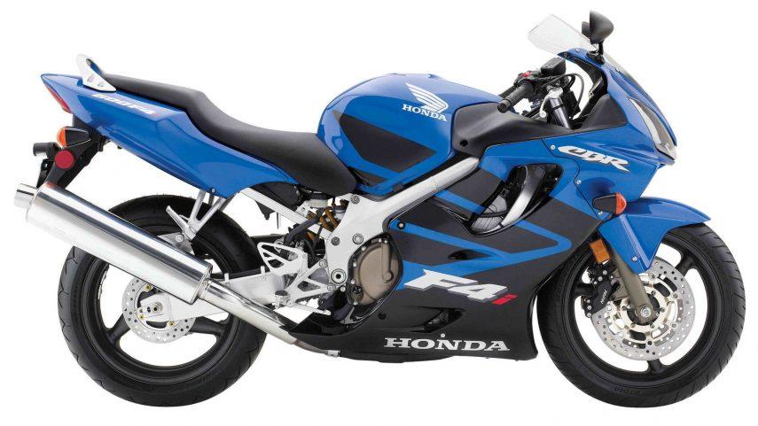 Moto del día: Honda CBR 600 f4i