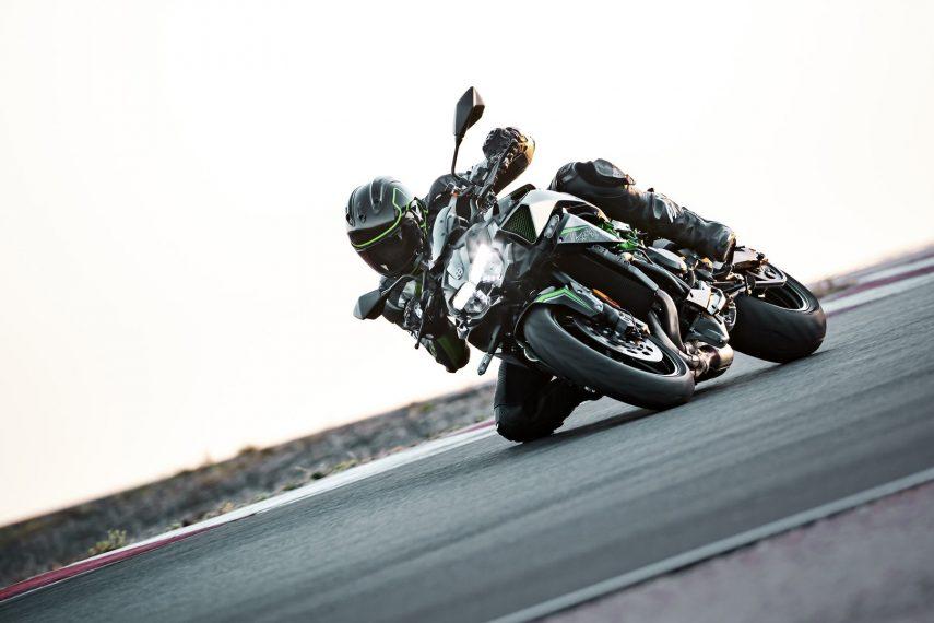 La Kawasaki Z H2 llega a los concesionarios el próximo 13 de marzo