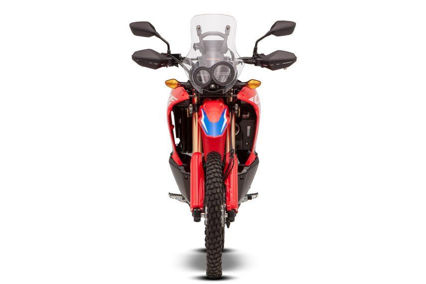 322958 2021 CRF300 Rally
