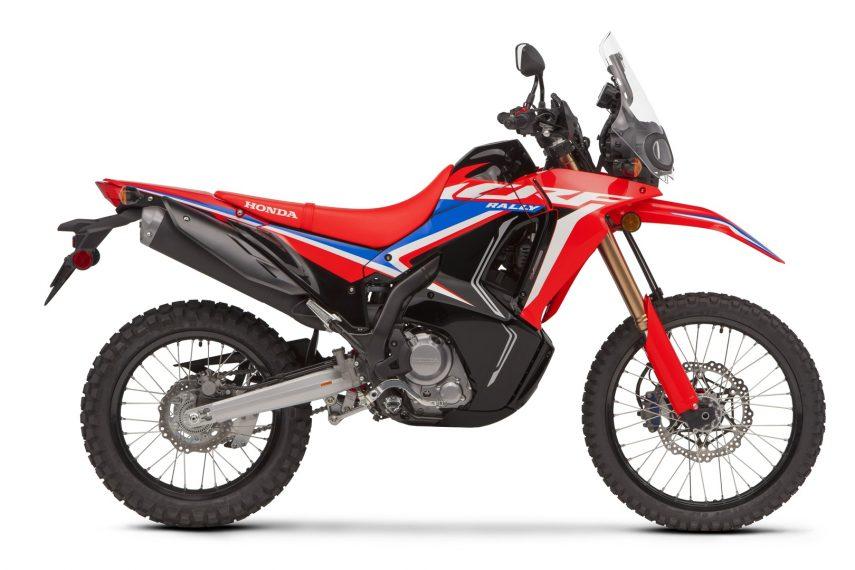 322964 2021 CRF300 Rally