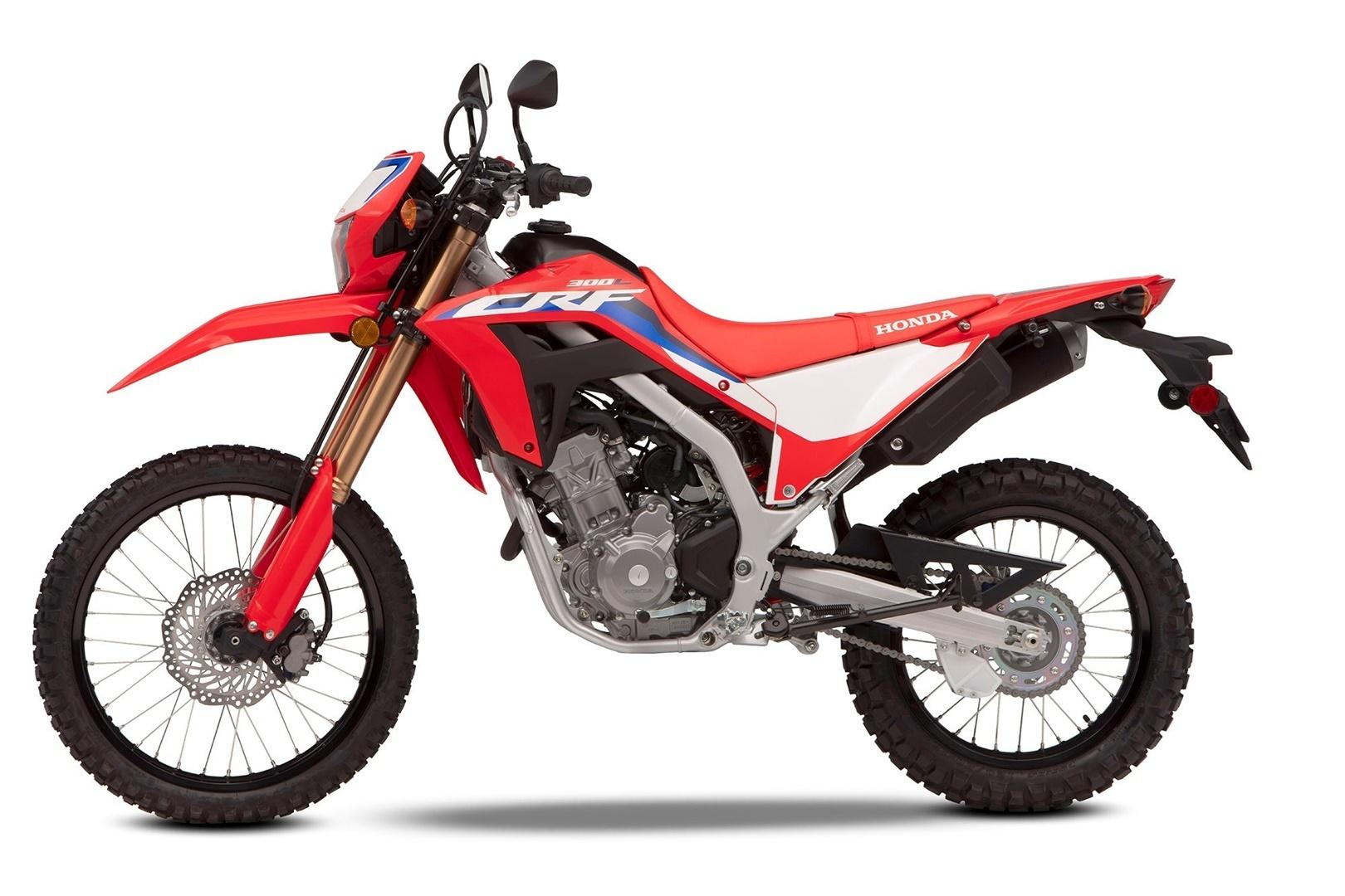 322967 2021 HONDA CRF300L
