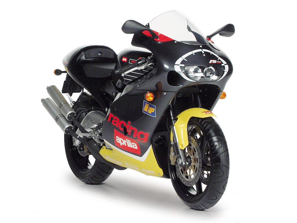 Aprilia RS250 4