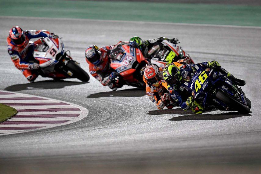 Mediaset emitirá dos carreras y resúmenes del Mundial de MotoGP 2019