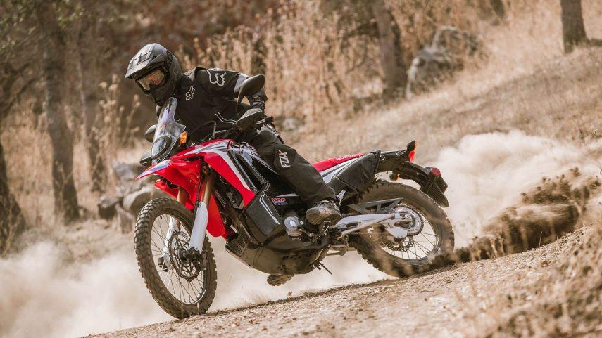 Moto del día: Honda CRF 250 Rally