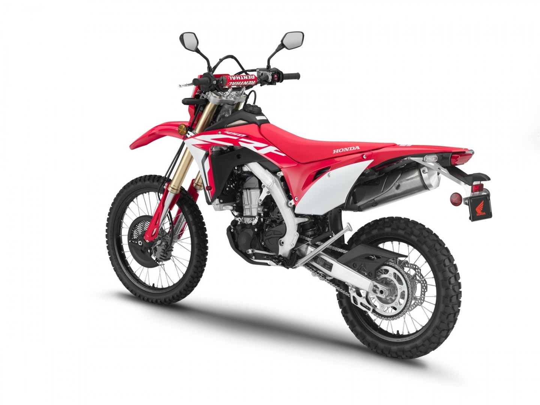 Honda CRF 450L 5
