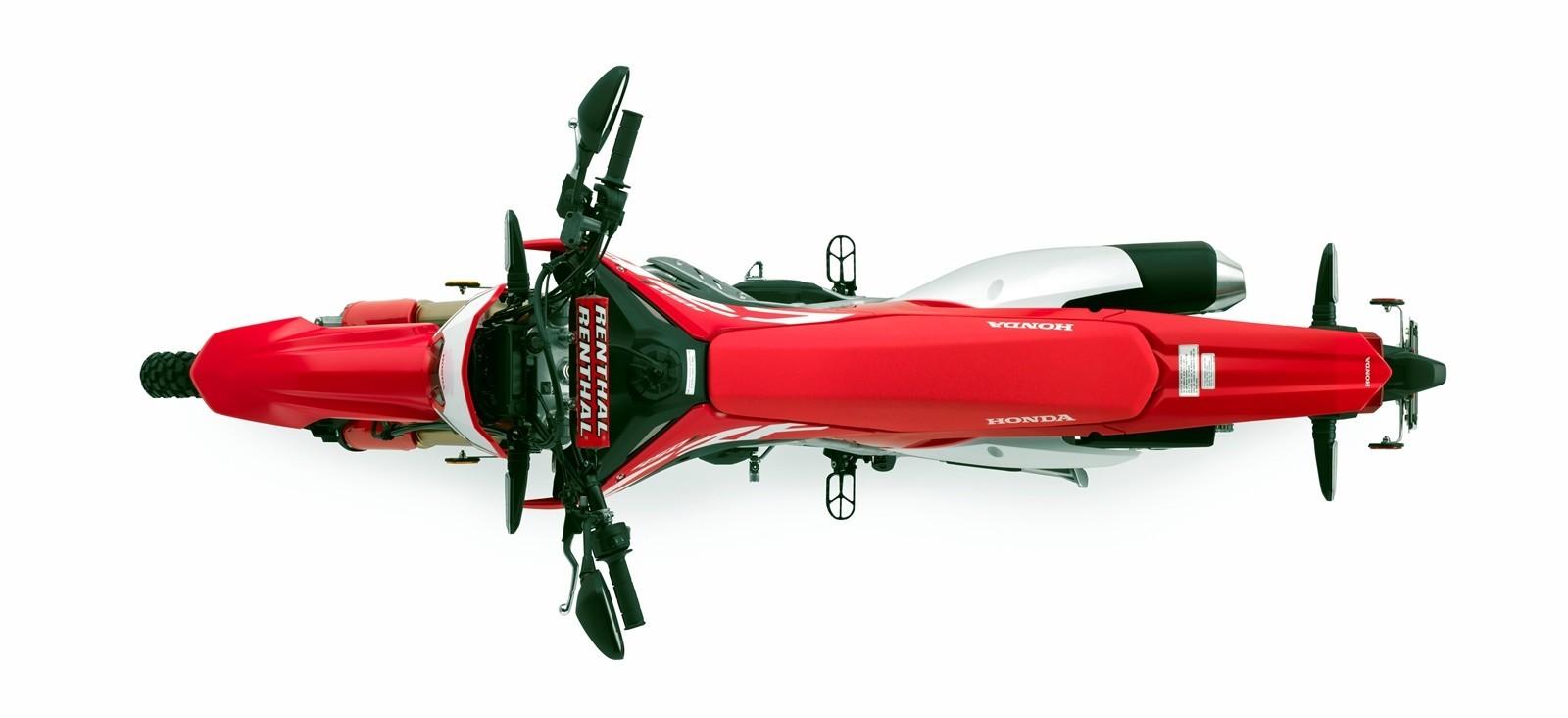 Honda CRF 450L 6