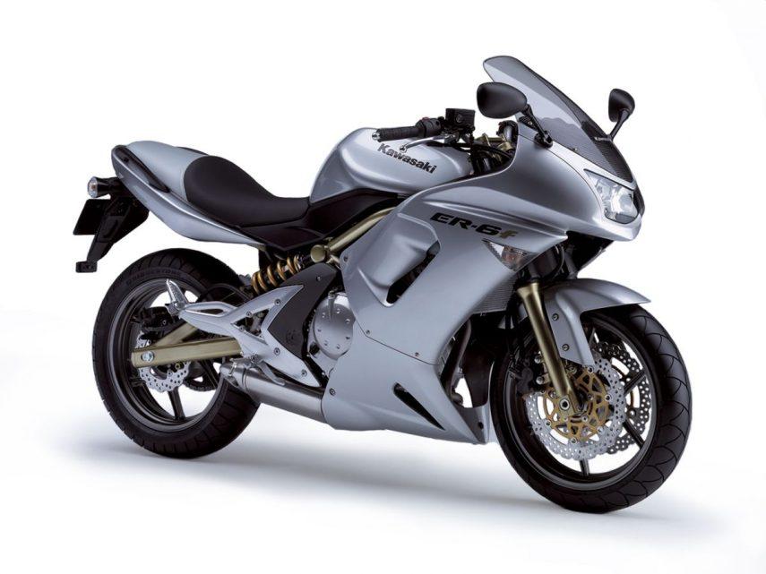 Moto del día: Kawasaki ER-6F
