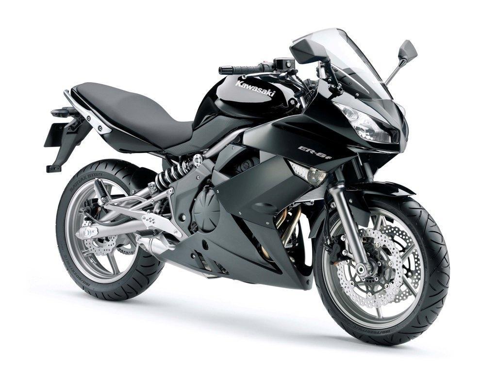 Kawasaki ER 6F 2009 1