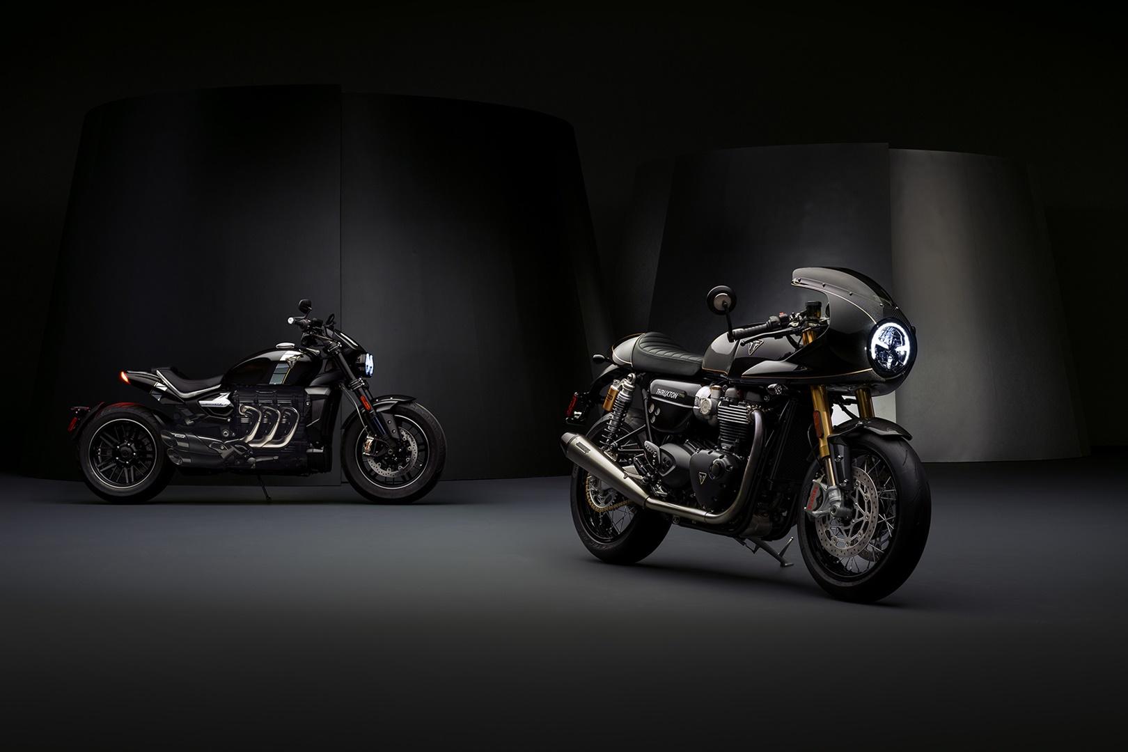 Triumph Factory Custom: la exclusividad y prestaciones llevadas a otro nivel