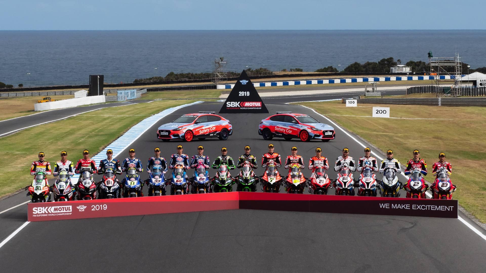 El Mundial de Superbikes 2019 se podrá seguir en abierto
