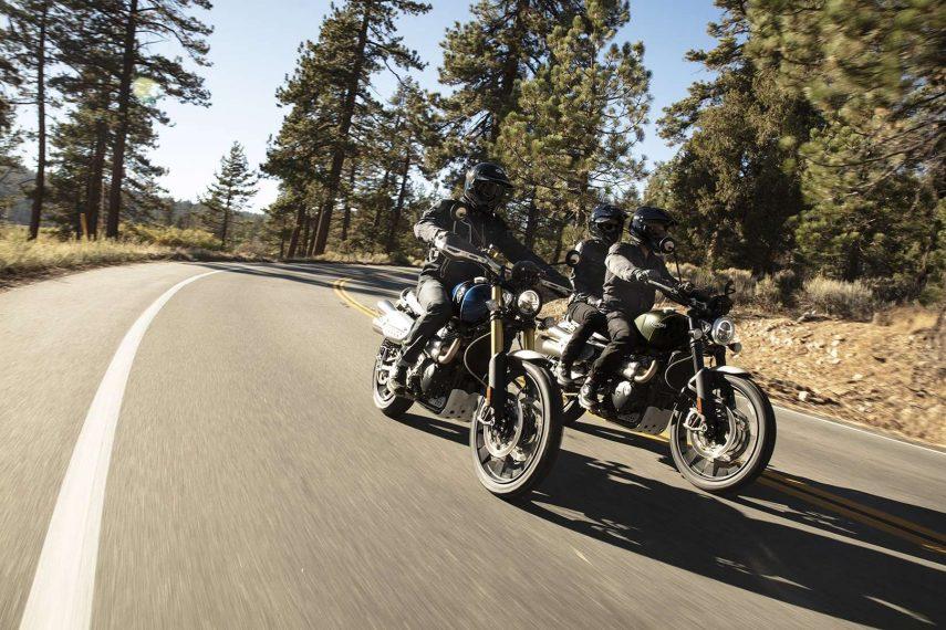 Triumph presenta las nuevas Scrambler 1200