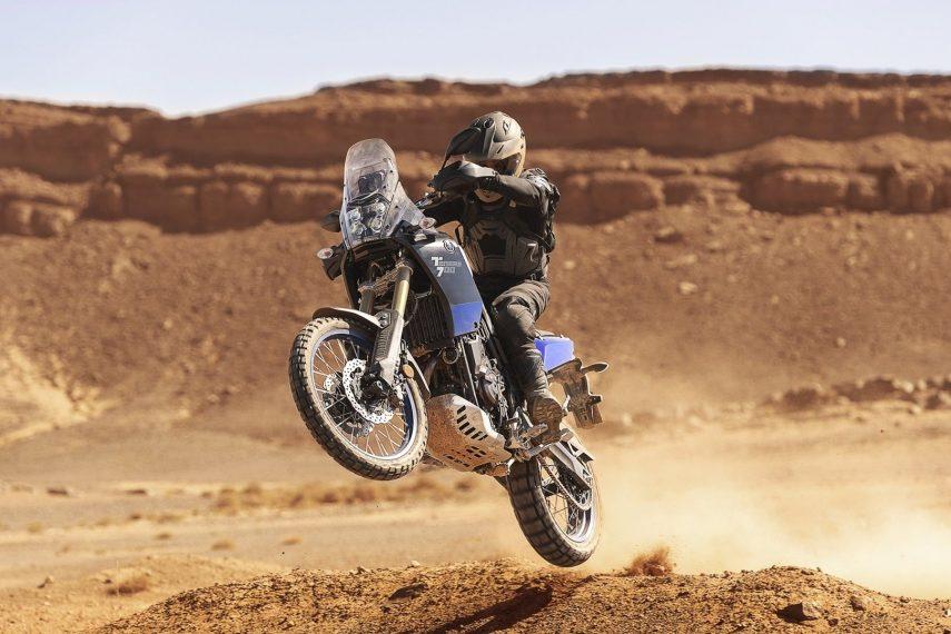 Yamaha Ténéré 700 Rally, una posible edición especial a la vista
