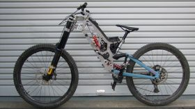 Bicicleta Suspension Smith TwoEvo