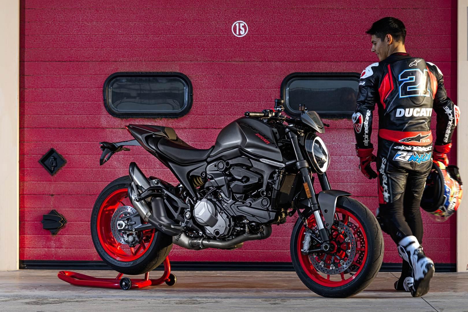 Ducati Monster Puls 2021 150