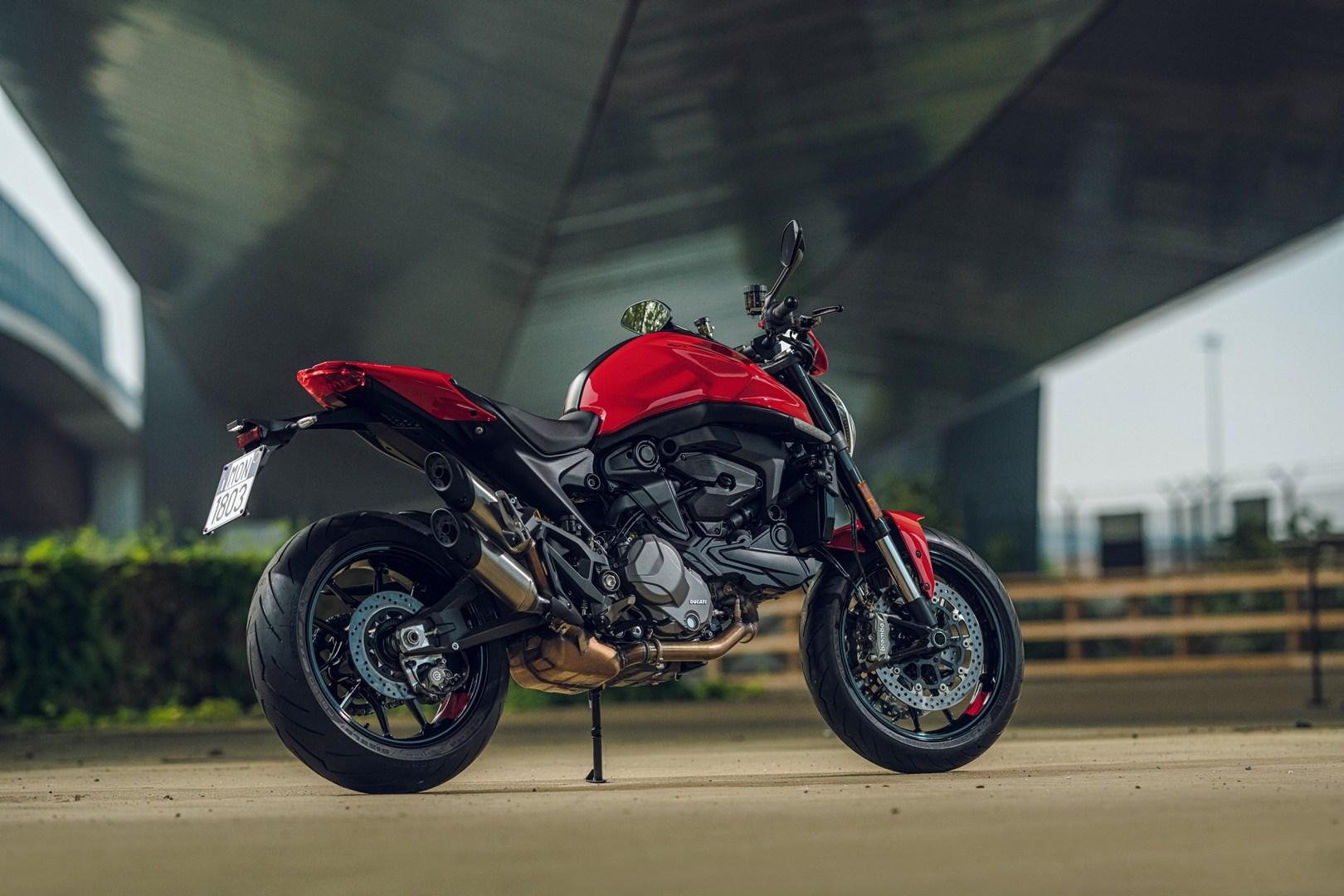 Ducati Monster Puls 2021 159
