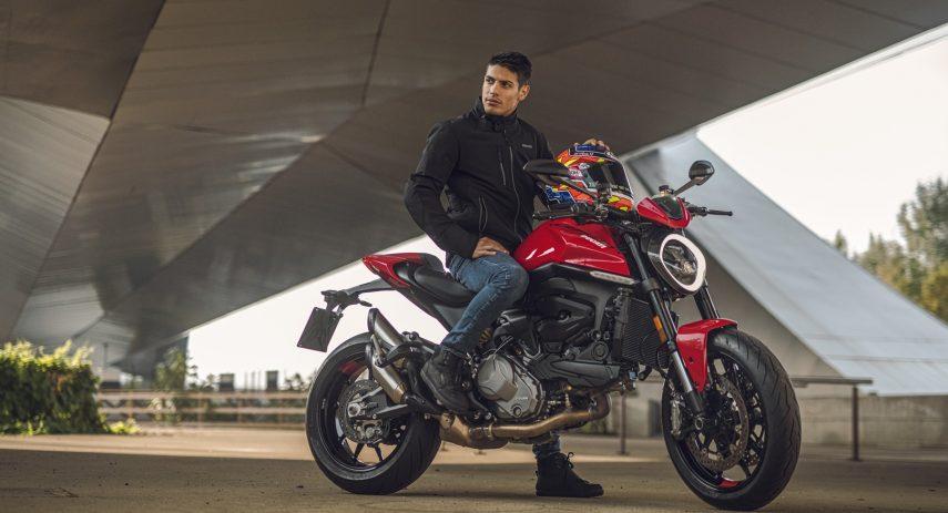 Ducati Monster Puls 2021 160