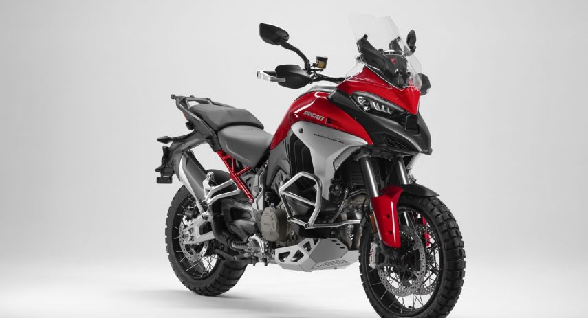 DUCATI MULTISTRADA V4 S 47 UC207395 High