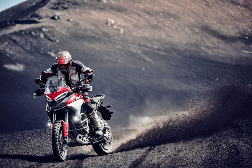 Ducati Multistrada V4 2021: la maxitrail total