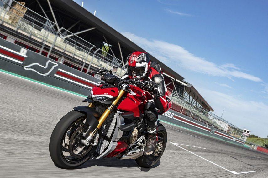 Ducati Streetfighter V4 2020: 208 CV para una naked sin concesiones