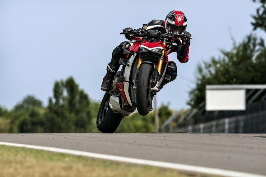 Habrá una futura Ducati Streetfighter V2