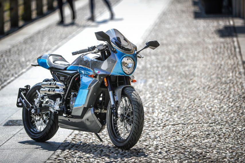 Moto del día: F.B Mondial Pagani 125