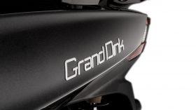 Grand Dink 300 Detalle Negro 3