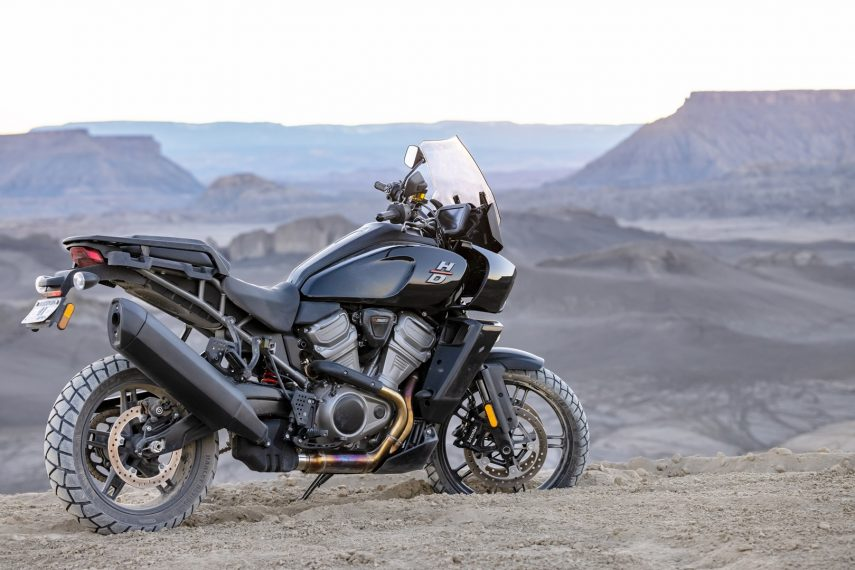 Harley Davidson Pan America 1250 01