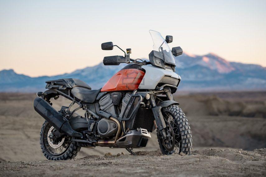 Harley-Davidson Pan America 1250 2021, una trail que se desmarca claramente del resto