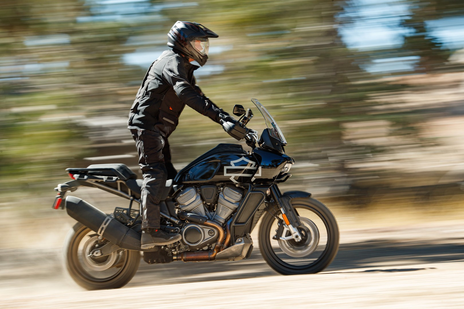 Harley-Davidson Bronx y Pan America: dos nuevos modelos fuera de serie