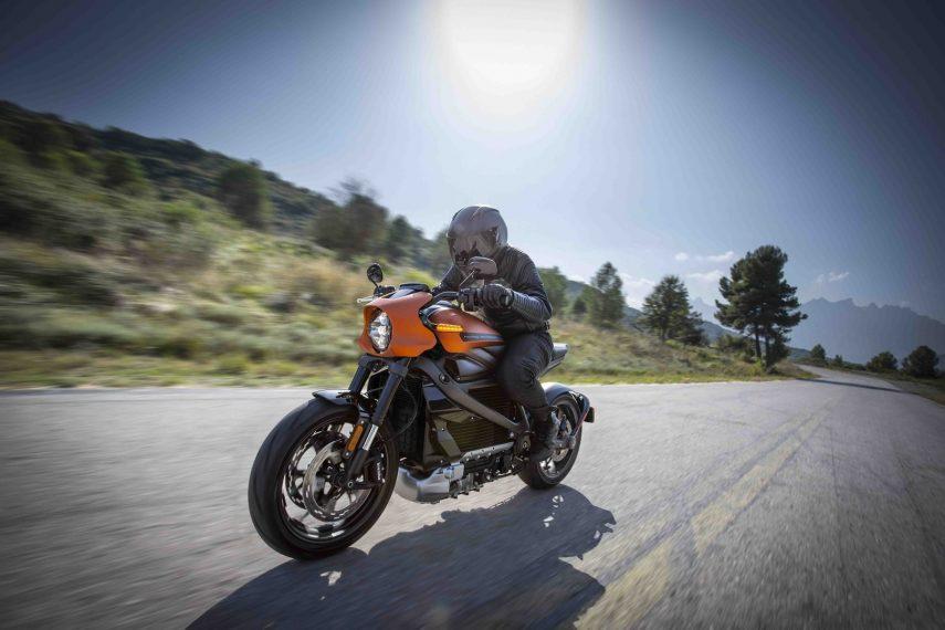 Ya puedes reservar la Harley-Davidson LiveWire, la eléctrica americana
