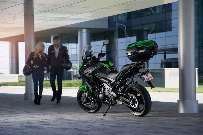 Kawasaki actualiza las bicilíndricas Ninja 650, Z 650 y Versys 650