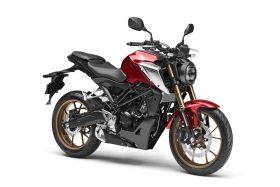 Honda CB 125 R 2021 01