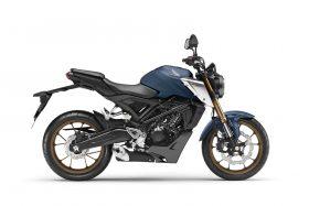Honda CB 125 R 2021 06