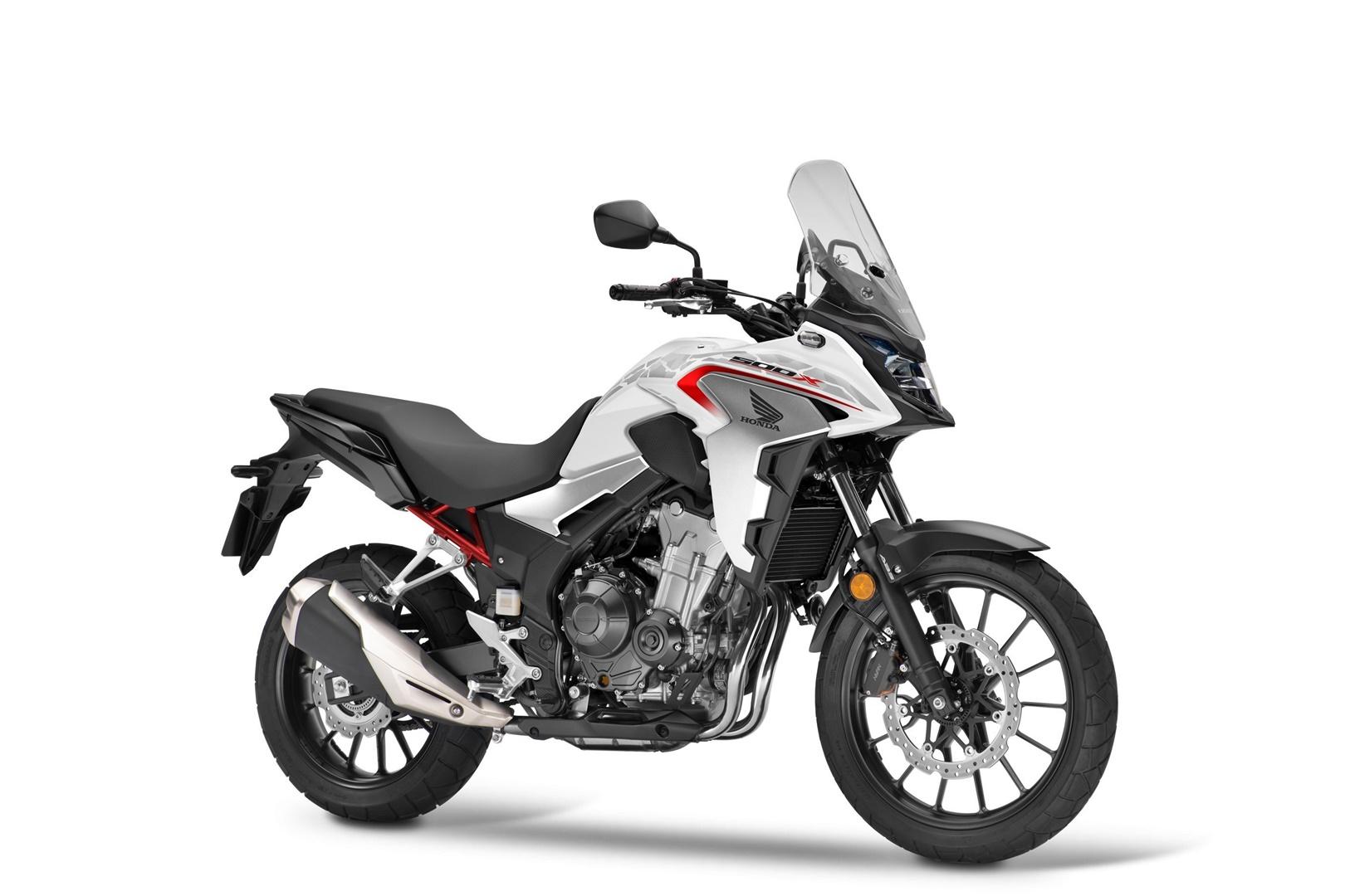 Honda CB 500 X 2021: si funciona, no lo toques
