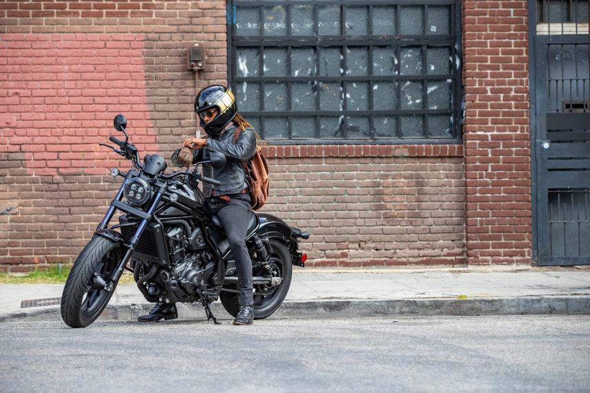 Honda CMX 1100 Rebel 2021 31