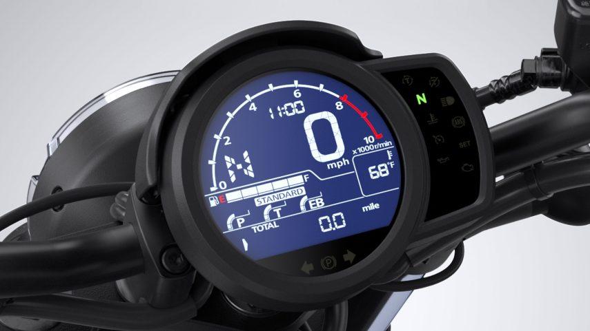 Honda CMX 1100 Rebel 2021 47