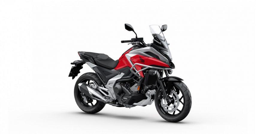 La Honda NC 750 X 2021 se renueva para seguir siendo diferente