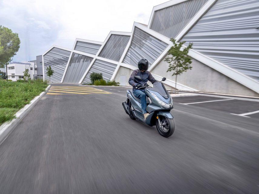 Honda PCX 125 2021: el rey de la urbe se corona