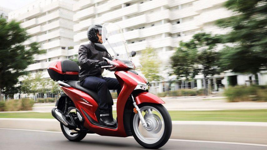 Honda SH125i 2020, el Scoopy se renueva por completo