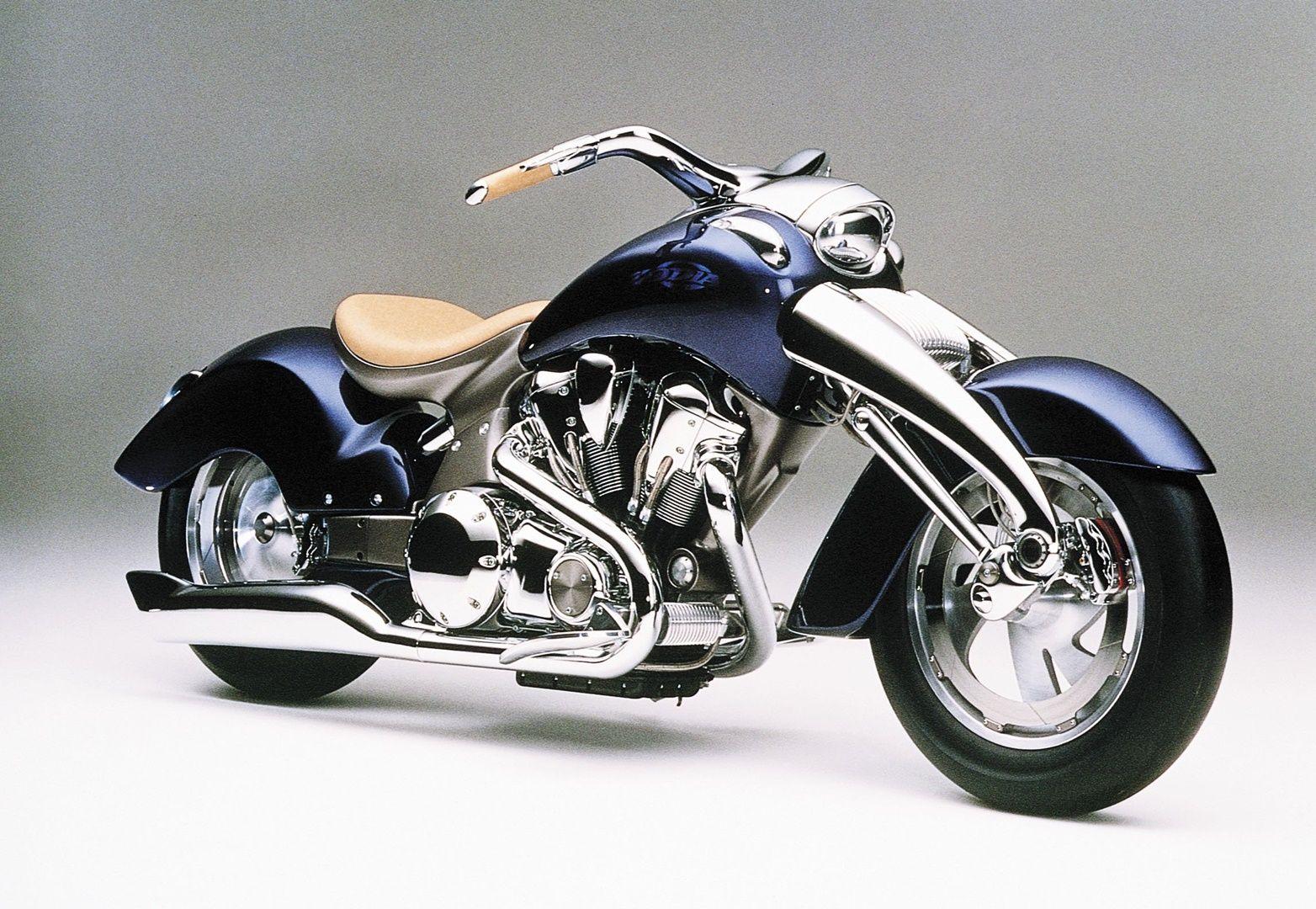 Moto del día: Honda Zodia Concept