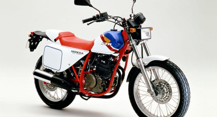 honda ftr250 1