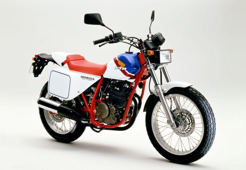 Moto del día: Honda FTR 250