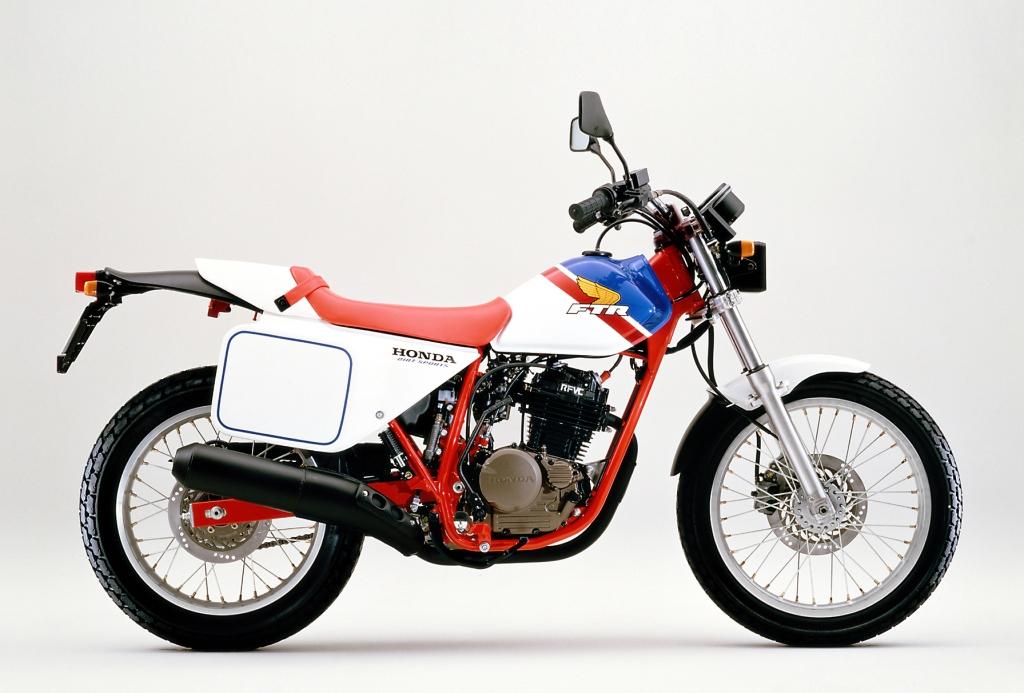 honda ftr250 2