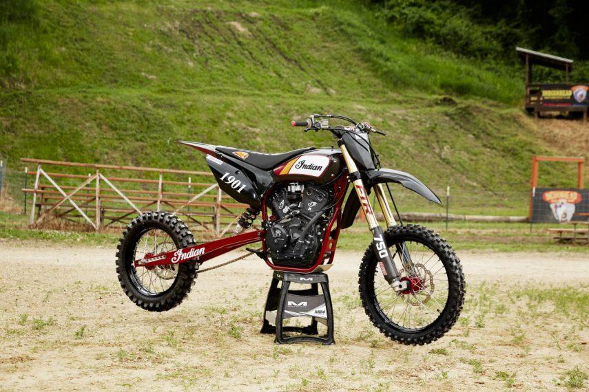 Indian FTR Hillclimb 01
