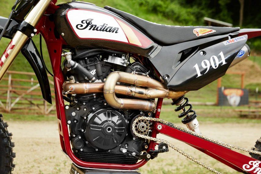 Indian FTR Hillclimb 05