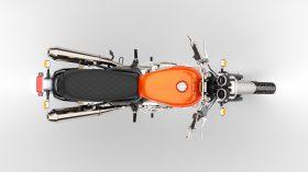 Interceptor 650 Orange Crush 3